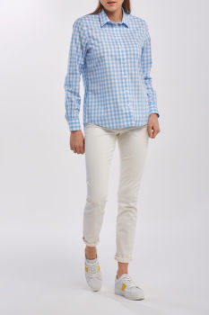 KOŠEĽA GANT THE BROADCLOTH GINGHAM SHIRT