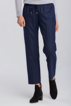 NOHAVICE GANT D1. WOOL BLEND PULL ON PANT