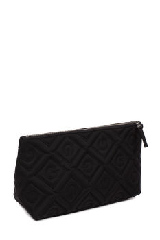 KOZMETICKÁ TAŠKA GANT D1. ICON G QUILTED MAKE UP BAG