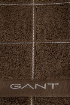 UTERÁK GANT WINDOW CHECK TOWEL 30X50
