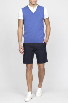 Sveter GANT LT. WEIGHT COTTON SLIPOVER