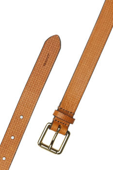 OPASOK GANT D1. SIGNATURE LEATHER WAIST BELT