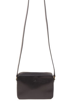 KABELKA GANT D1. LEATHER BAG
