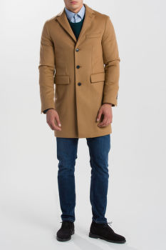 KABÁT GANT G1. THE WOOL COAT