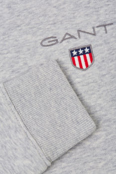 MIKINA GANT D1. MEDIUM SHIELD SWEAT C-NECK