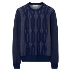 SVETER GANT 1. CABLE KNIT CREW