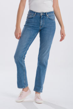 DŽÍNSY GANT O1. SLIM BLUE DENIM JEANS