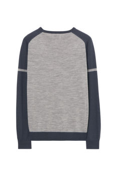 SVETER GANT G. STRIPED CREW NECK