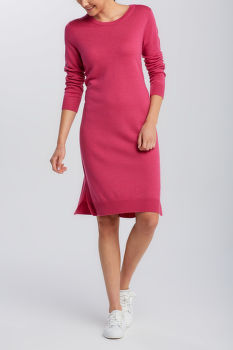 ŠATY GANT MERINO WOOL DRESS