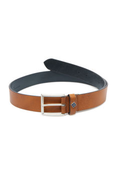 OPASOK GANT D1. LOGO LEATHER BELT