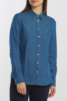 KOŠEĽA GANT D1. LUXURY CHAMBRAY SHIRT