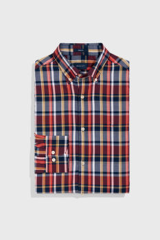 KOŠEĽA GANT D1. OXFORD PLAID REG BD