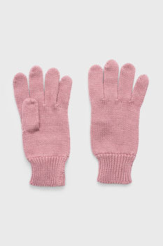 RUKAVICE GANT D1. RIB KNIT GLOVES