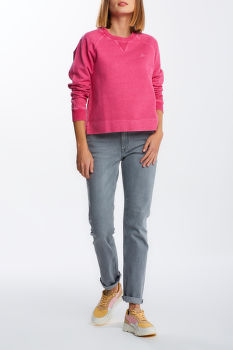 MIKINA GANT D2. SUNFADED C-NECK SWEAT