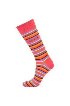 PONOŽKY GANT D1. MINI MULTI STRIPE SOCK