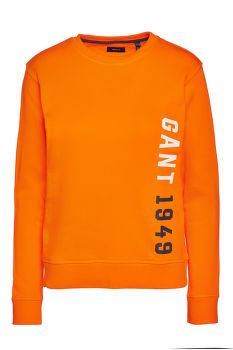 MIKINA GANT D1. COLOR C-NECK SWEAT