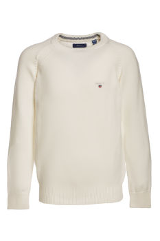 SVETER GANT CASUAL COTTON CREW